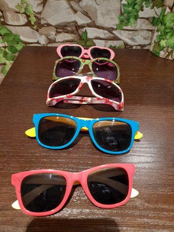 Okularki słoneczne
