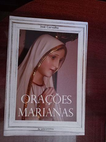 """Livro """"Orações Marianas"""""""