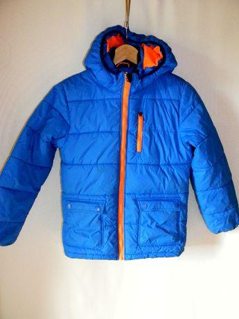 H&M sport kurtka zima 146
