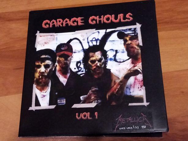 """METALLICA 7"""" Garage Ghouls Vol 1 Green Vinyl"""