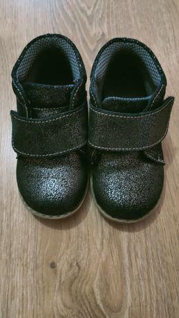 Ботиночки, ботинки ортопедические, демисезонные 14,5 см стелька