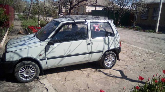 Ока, ВАЗ - 1111  (КамазИК)
