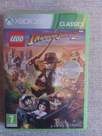 Lego Indiana Jones 2 xbox 360 Poznań