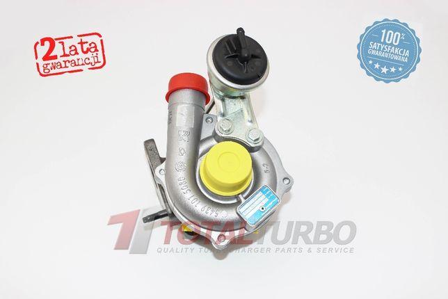 Turbosprężarka turbina Renault Clio II Kangoo I Dacia Logan 1.5 dCi