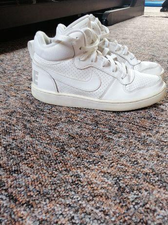 Nike białe