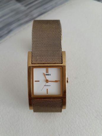 Zegarek Timex złoty