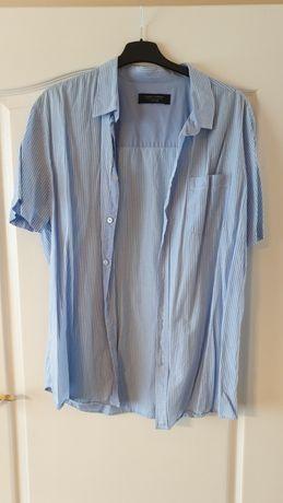 Koszule krótki rękaw 2 sztuki, rozmiar XL