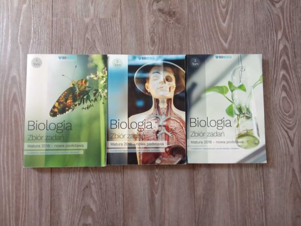 Biomedica zbiór zadań