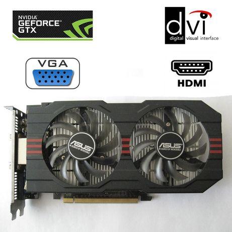 ASUS GeForce GTX750 Ti 2Gb DDR5