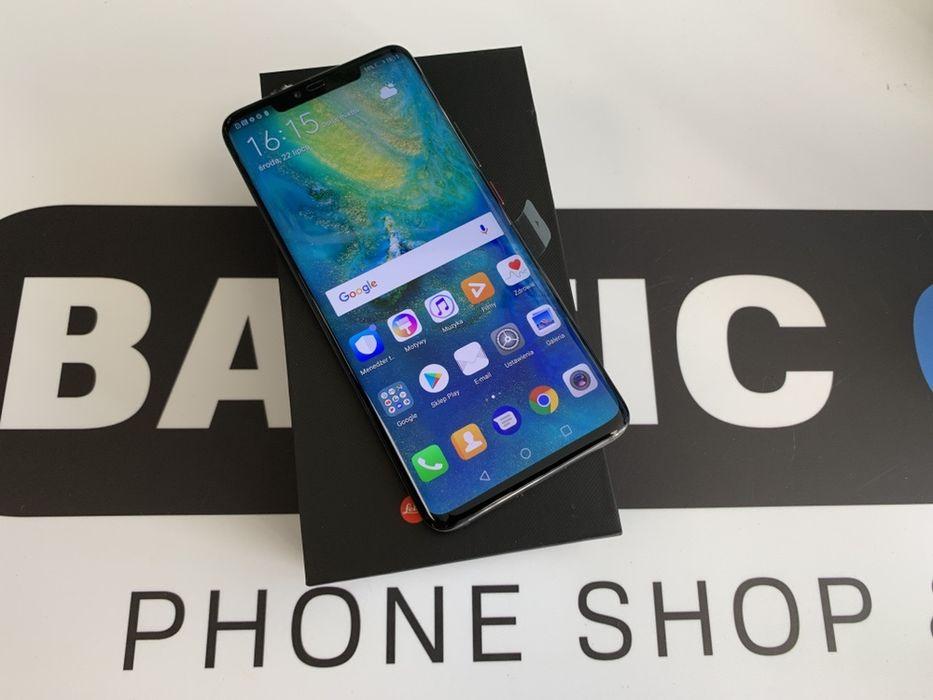 Jak Nowy Huawei Mate 20 pro 128GB 6GB Black Gwarancja Gdańsk - image 1