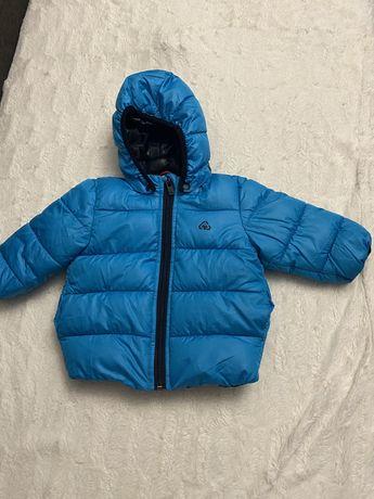 Куртка на мальчика H&M и полукомбинезон