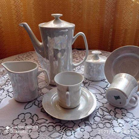Porcelana - komplet z czasów PRL
