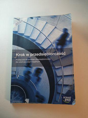 Podręcznik Krok w przedsiębiorczość