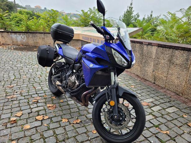 Yamaha Tracer 700 extras