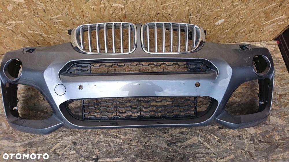 Zderzak przód BMW X3 F25 M-PAKIET LCI LIFT Międzychód - image 1