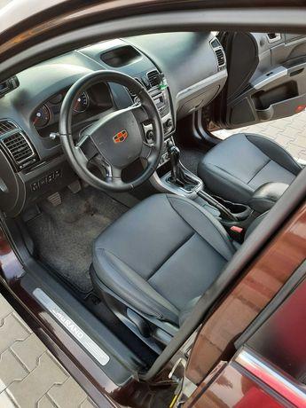 Geely Emgrand ec7 ГАЗ максимальная комплектация