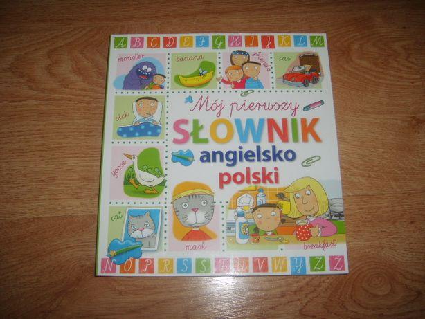 Mój pierwszy słownik angielsko -polski