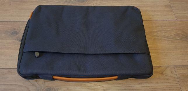 Чорная сумка для ноутбука макбука 16' дюймов 15.6' чехол Macbook 16'