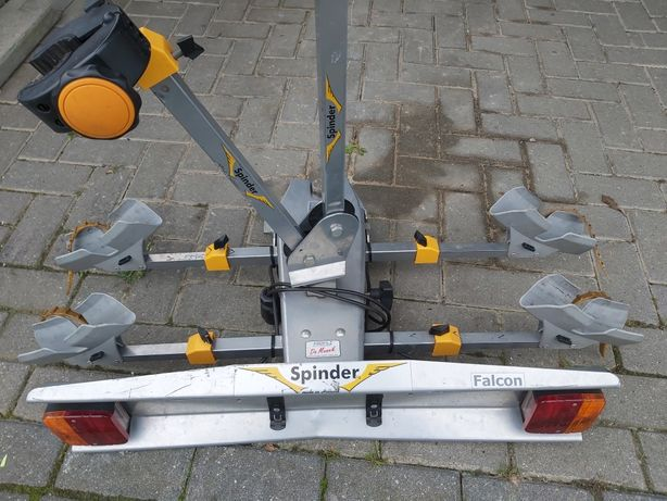 Spinder falcon hak uchwyt mocowanie rowerowy na 2 rowery