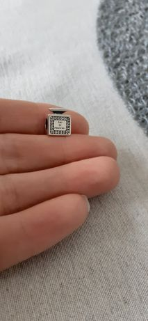 Charms srebrny S925 pasujący  bransoletki Pandora Apart