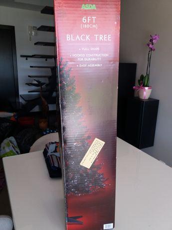 Árvore de Natal e enfeitos decorativos  novos