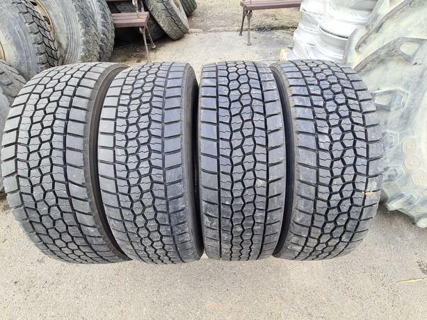 315/70R22.5 Bridgestone opony napędowe komplet tir ciężarowe