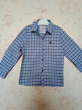 Рубашка Next, на 4 года