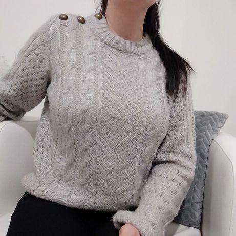 Vila - sweterek r. M - WYPRZEDAŻ