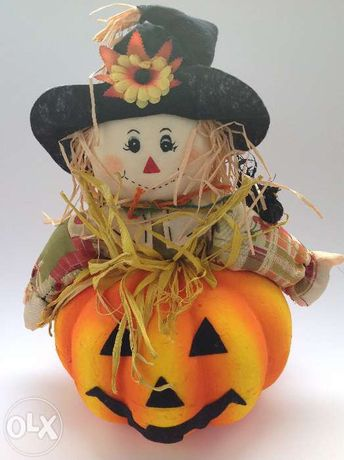 Decoração Abóbora Halloween