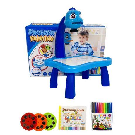 Детский стол проектор для рисования с подсветкой!АКЦИЯ