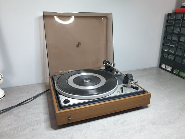Idealny Gramofon Dual CS 1225 - Oryginał, po serwisie, super stan !
