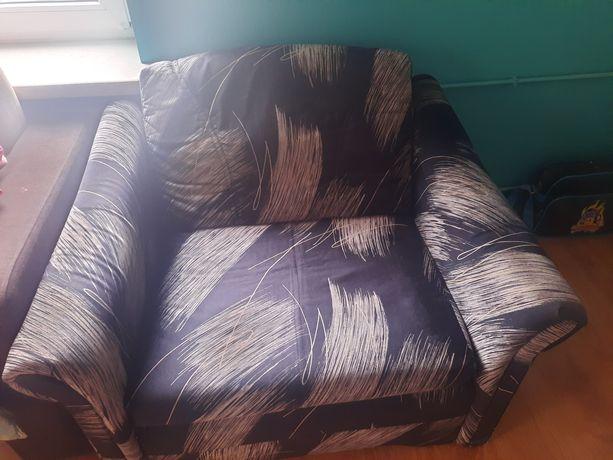 Sprzedam fotel rozkładany jednoosobowy