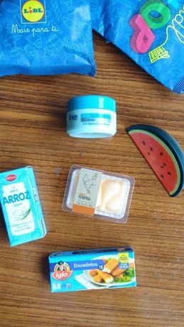 5 Miniaturas Lidl - portes oferta