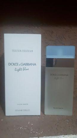 Туалетная вода Dolce Gabbana Light Blue 100 мл. Оригинал!