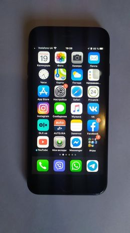 Терміново! iPhone 7, 128 гб., неверлок