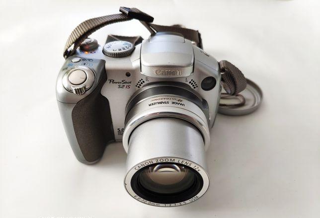 Canon S2 IS! Uszkodzony - uruchamia się!