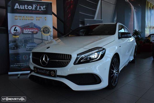 Mercedes-Benz A 180 d Fleet Pack Style