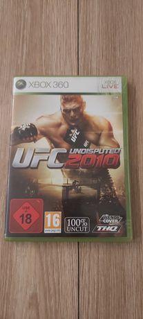 Gra XBOX 360 UFC 2010