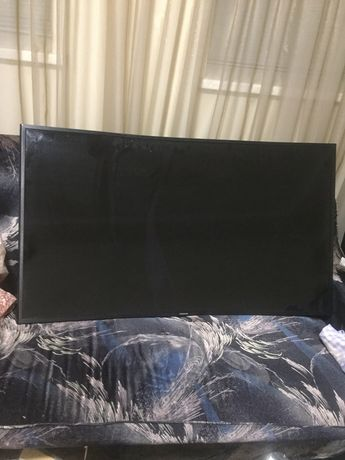 телевизор  smart-TV Samsung UE49KU6100UXRU (черный)