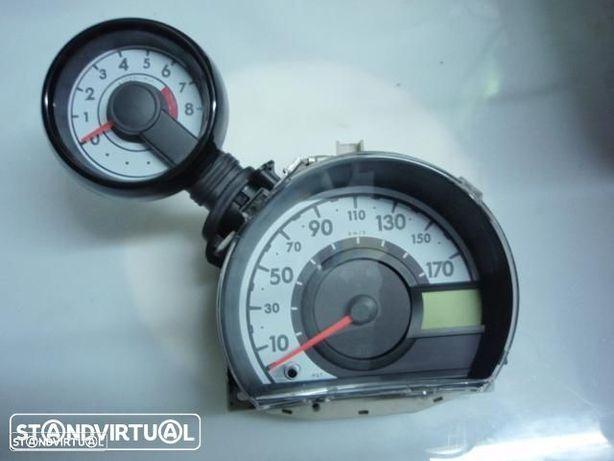 Quadrante / Conta-km - Toyota Aygo ( facelift ) 2014