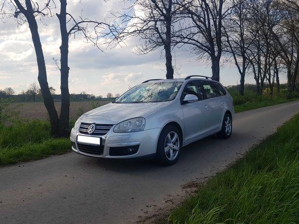 VW Golf 5 kombi 1.9 TDI zamiana