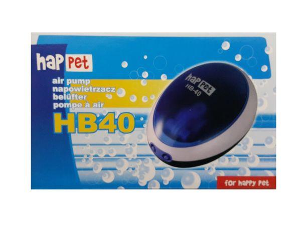 Happet HB 40 2 wyjścia napowietrzacz akwariowy