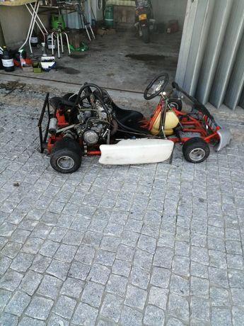 Vendo karting motor tzr 125