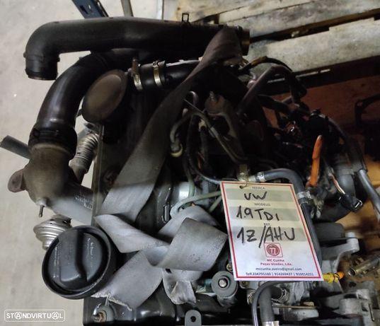 Motor Volkswagen Golf 3 1.9TDI 90CV Ref.1Z / AHU