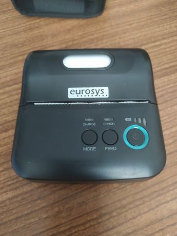 Impressora eurosys POS portátil