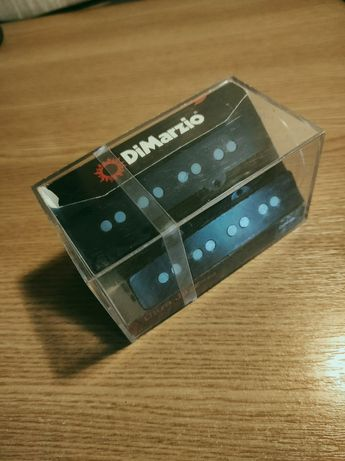 Dimarzio ultrajazz set bridge + neck dp149 bk, не Seymour Duncan, Emg.