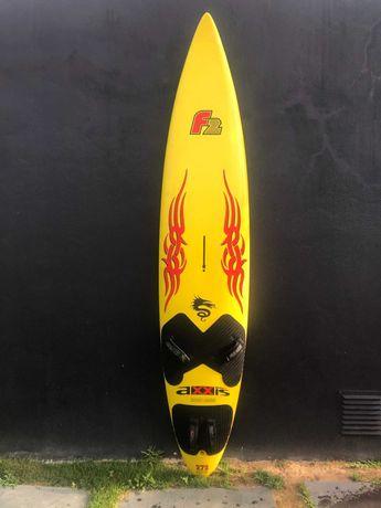 Prancha Windsurf | F2 Axxis | 95L | Como nova | Fino