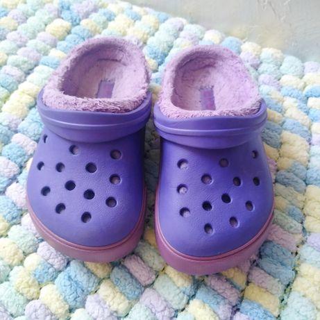 Crocs на дівчинку