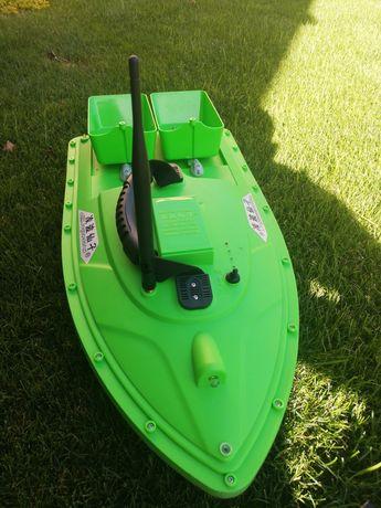 Łódka zanetowa zielona nowa lepsza od flytec