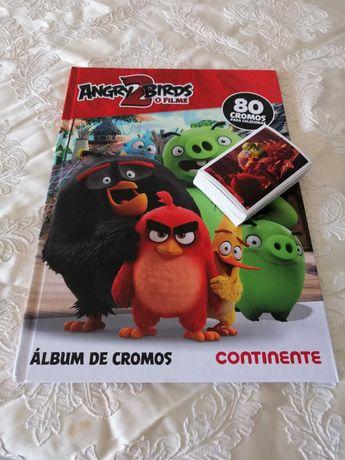 Angry Birds - Album caderneta completa